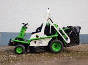 Etesia Hydro 124 D Traktorek ogrodowy