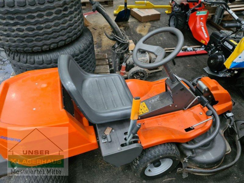 Rasentraktor a típus Husqvarna Rider 16, Gebrauchtmaschine ekkor: Bergland (Kép 1)
