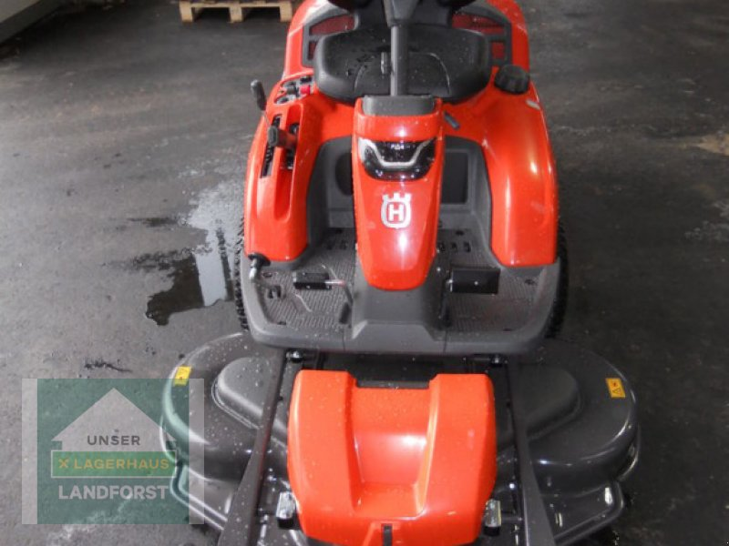Rasentraktor des Typs Husqvarna Rider 316 TsX AWD, Neumaschine in Knittelfeld (Bild 1)