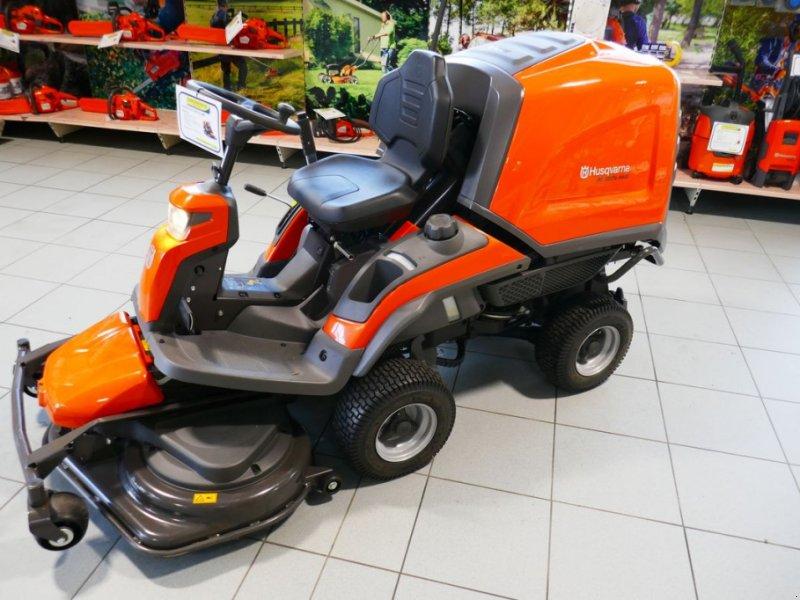 Rasentraktor a típus Husqvarna Rider 320 AWD, Gebrauchtmaschine ekkor: Villach (Kép 1)