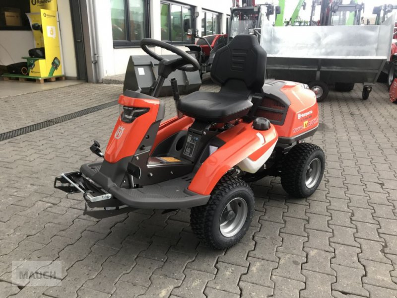 Rasentraktor des Typs Husqvarna Rider R316 TsX AWD, Neumaschine in Burgkirchen (Bild 1)