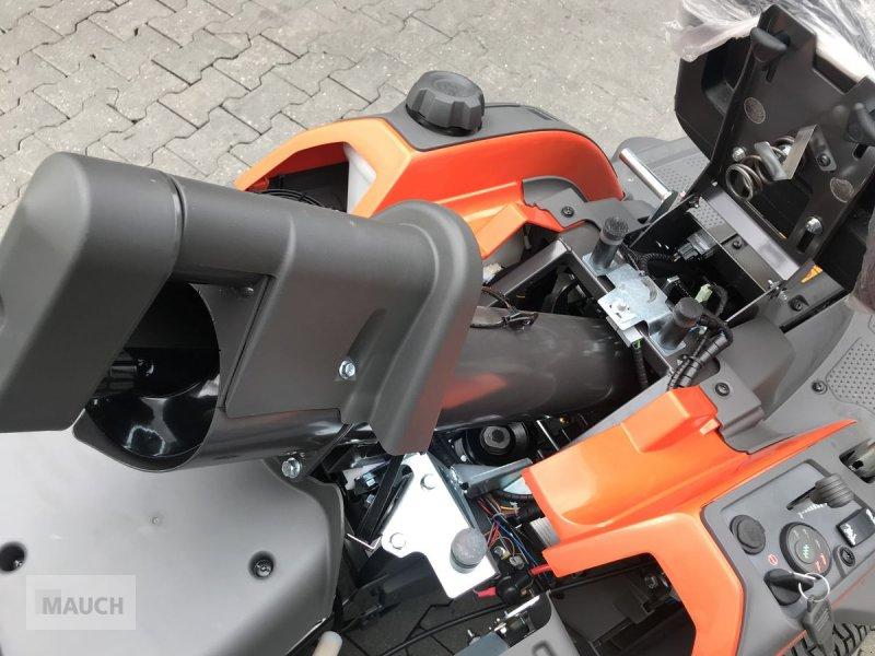 Rasentraktor des Typs Husqvarna Rider RC320 TS AWD Box Rider, Mulchen / Sammeln, Neumaschine in Burgkirchen (Bild 8)