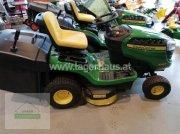 John Deere X 146R Газонный трактор