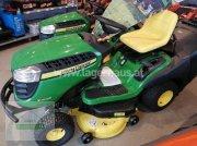 John Deere X 166R Газонный трактор