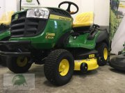 John Deere X166R Газонный трактор