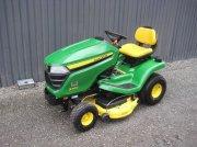John Deere x300 Газонный трактор