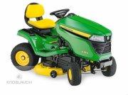 John Deere X354 Rasenmäher fűnyíró traktor