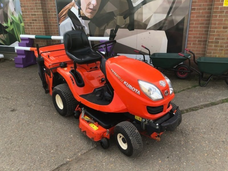 Rasentraktor of the type Kubota GR 1600, Gebrauchtmaschine in Spilsby (Picture 1)