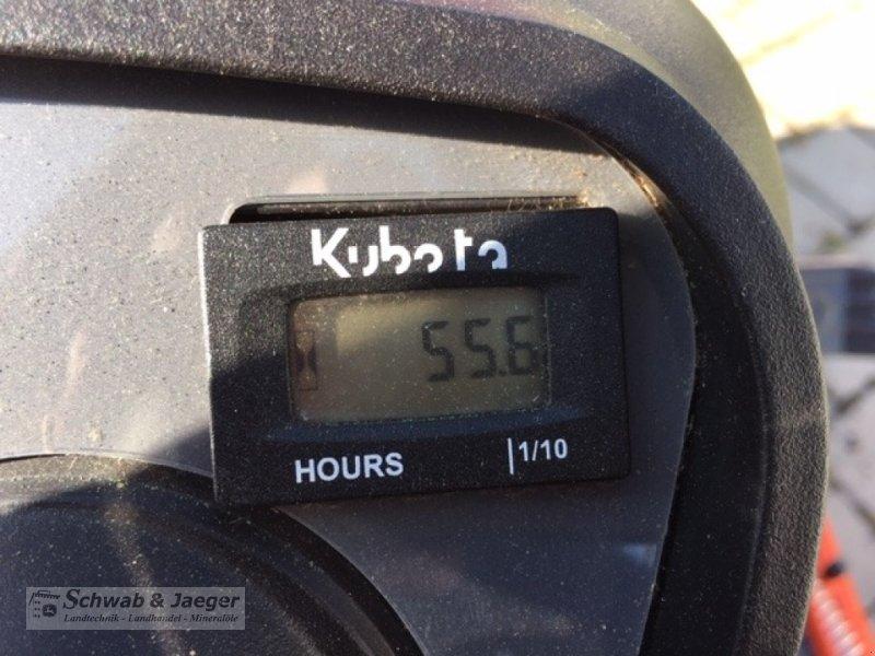 Rasentraktor des Typs Kubota GR 1600, Gebrauchtmaschine in Fünfstetten (Bild 6)