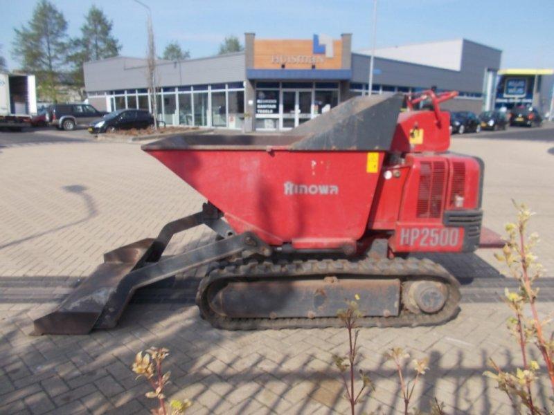 Raupendumper типа Hinowa HP2500, Gebrauchtmaschine в Alblasserdam (Фотография 1)