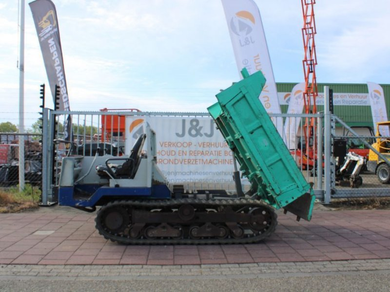 Raupendumper типа IHI IC30 - rupsdumper, Gebrauchtmaschine в Sint Willebrord (Фотография 1)