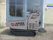 Raupendumper typu Jansen RD 500 mit Hydrostat-Antrieb, 500 kg Zuladung, hydraulisch kippbar *KOSTENLOSER VERSAND* Dumper, Neumaschine v Feuchtwangen