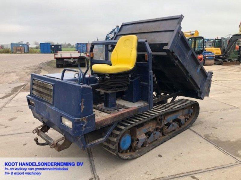 Raupendumper a típus Kubota RG 300 Crawler dumper, Gebrauchtmaschine ekkor: Nieuwerkerk aan den IJssel (Kép 1)