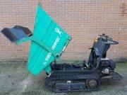 Raupendumper типа Messersi rupsdumper met laadschop, Gebrauchtmaschine в Maartensdijk