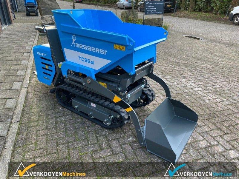 Raupendumper типа Messersi TC95d AVP High Tip Dumper, Gebrauchtmaschine в Vessem (Фотография 4)