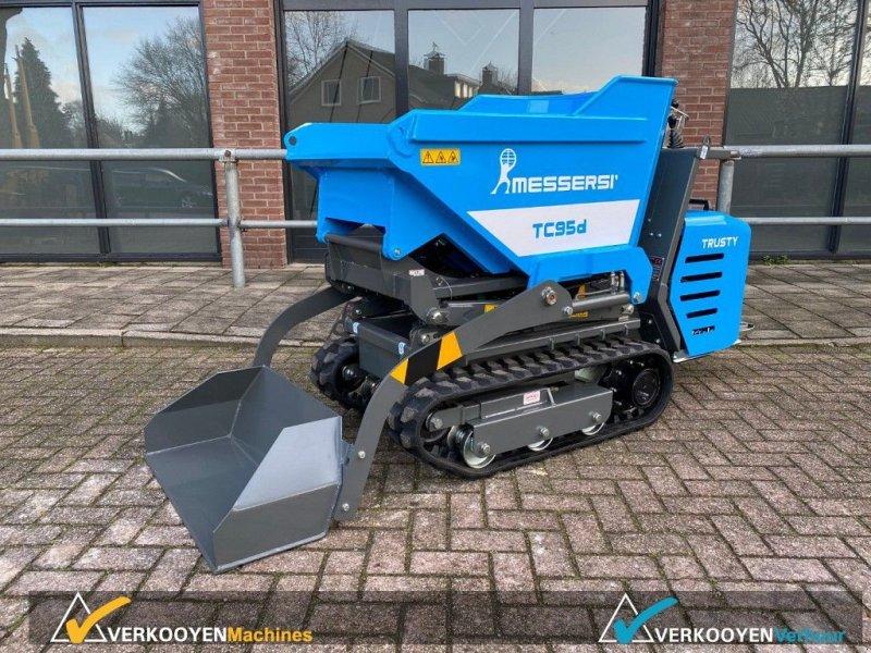 Raupendumper типа Messersi TC95d AVP High Tip Dumper, Gebrauchtmaschine в Vessem (Фотография 1)