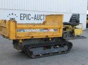 Yanmar CR10 Rupsdumper. Raupendumper