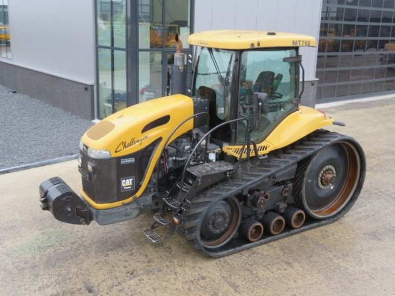 Raupentraktor typu Caterpillar MT765 Challenger, Gebrauchtmaschine v Holten (Obrázok 1)