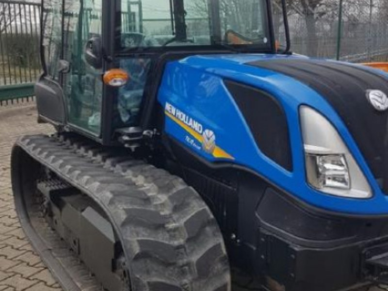 Raupentraktor типа New Holland TK 4.100 M, Neumaschine в Landsberg/ OT Sietzsch (Фотография 1)
