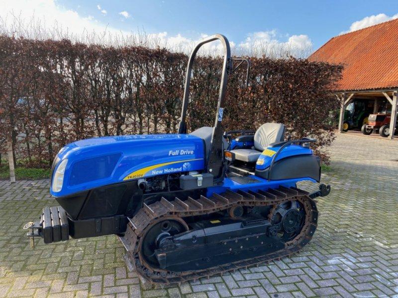 Raupentraktor типа New Holland TK430  Full Drive, Gebrauchtmaschine в Rossum (Фотография 1)