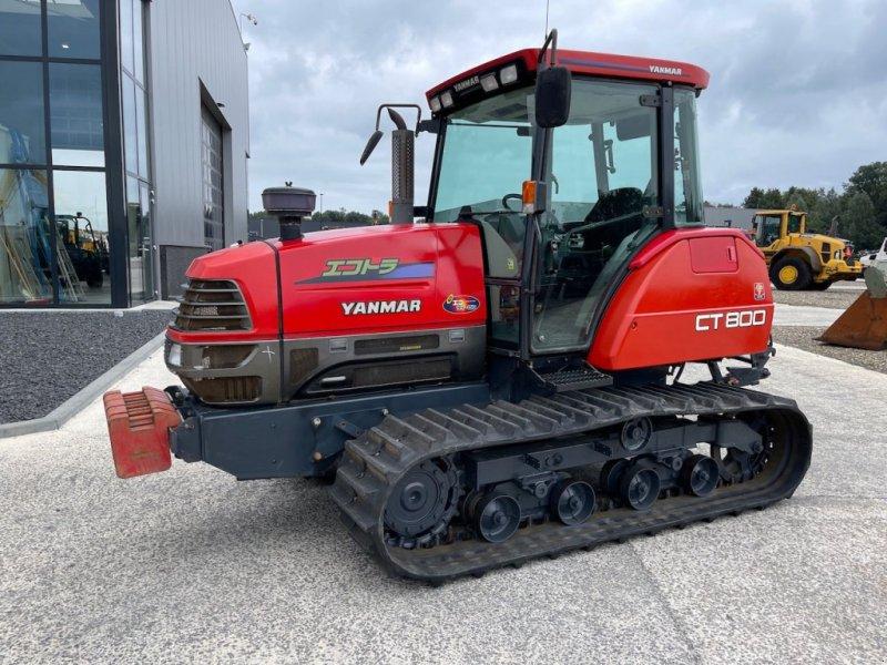 Raupentraktor типа Yanmar CT800, Gebrauchtmaschine в Holten (Фотография 1)