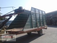 Soller RLW 6/20D f. Hopfentransport Rebenladewagen m. Abreißgerät