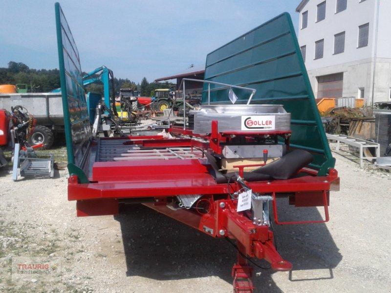 Rebenladewagen m. Abreißgerät typu Soller RLW 6-22D noch 2020 verfügbar mit 16% MWST, Neumaschine w Mainburg/Wambach (Zdjęcie 1)