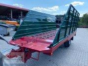 Rebenladewagen m. Abreißgerät tip Soller RLW 6/22D  Rebenladewagen, Neumaschine in Mainburg/Wambach