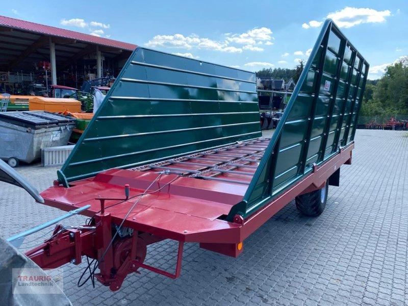 Rebenladewagen m. Abreißgerät des Typs Soller RLW 6/22D  Rebenladewagen, Neumaschine in Mainburg/Wambach (Bild 1)