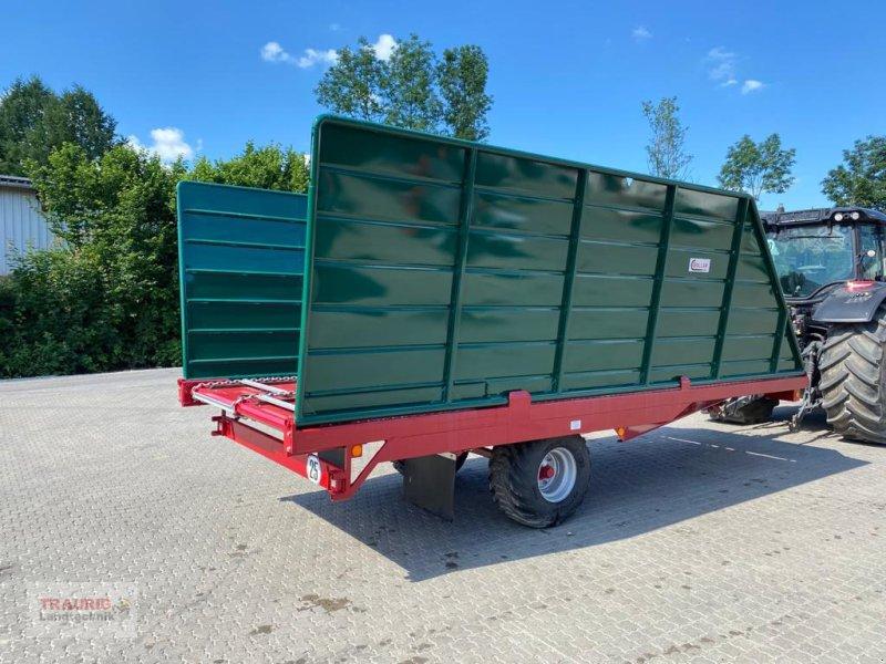 Rebenladewagen m. Abreißgerät des Typs Soller RLW 6/22D  Rebenladewagen, Neumaschine in Mainburg/Wambach (Bild 2)