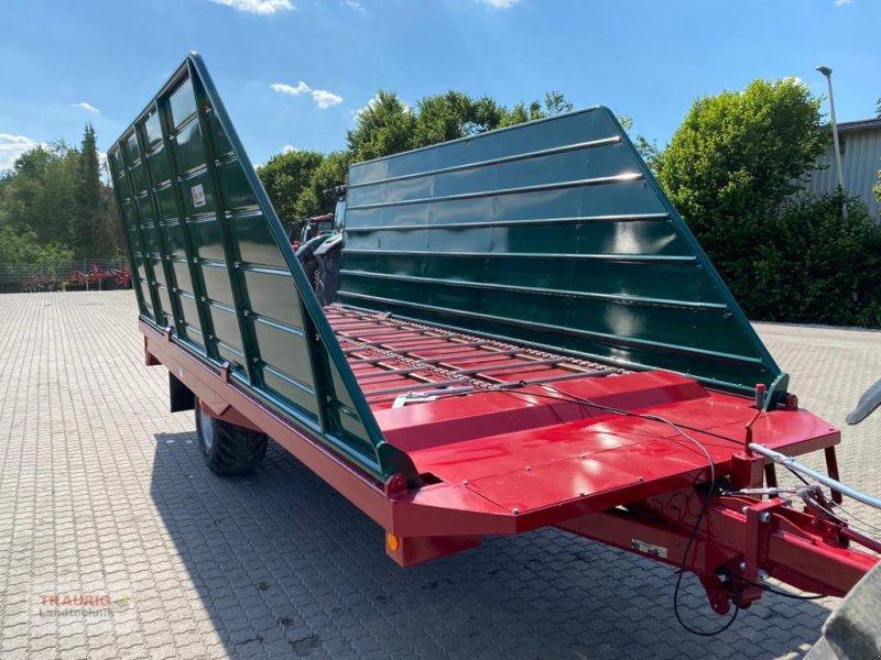 Rebenladewagen m. Abreißgerät des Typs Soller RLW 6/22D  Rebenladewagen, Neumaschine in Mainburg/Wambach (Bild 3)