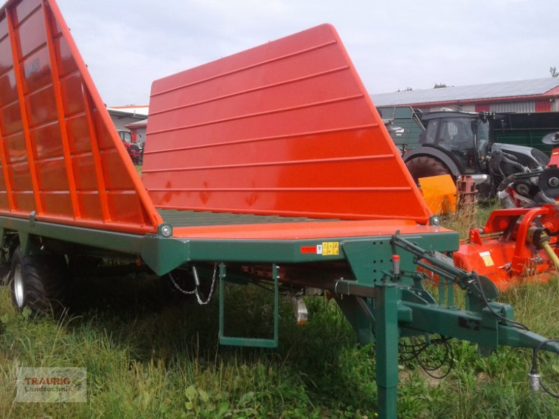 Rebenladewagen m. Abreißgerät typu Wallner XXL mit 16% MWST noch verfügbar, Neumaschine w Mainburg/Wambach (Zdjęcie 1)