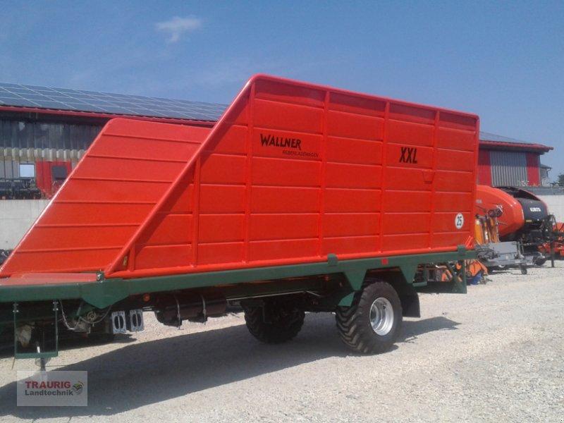 Rebenladewagen m. Abreißgerät des Typs Wallner XXL Rebenladewagen, Neumaschine in Mainburg/Wambach (Bild 1)