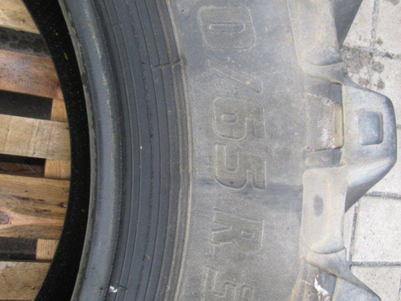 Reifen des Typs Alliance 600/65 R38, Gebrauchtmaschine in Wülfershausen an der Saale (Bild 4)