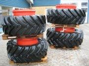 Reifen типа AP 540/65R28 & 650/65R38 ALLIANCE, Gebrauchtmaschine в Ørbæk