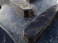 Barum 20.8 R38 TZR2 45 mm Reifen