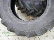 Reifen des Typs BKT 420/70 R 28 neu, Neumaschine in Brunnen