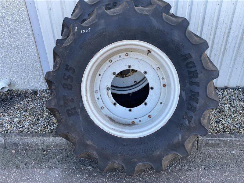 Reifen типа BKT 420/85 R28, Gebrauchtmaschine в Holstebro (Фотография 1)