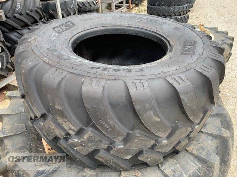 Reifen типа BKT 650/55 R 26.5 BKT, Neumaschine в Rohr (Фотография 1)