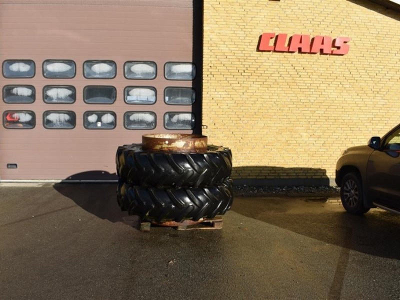 Reifen типа Continental 18,4x38, Gebrauchtmaschine в Grindsted (Фотография 1)