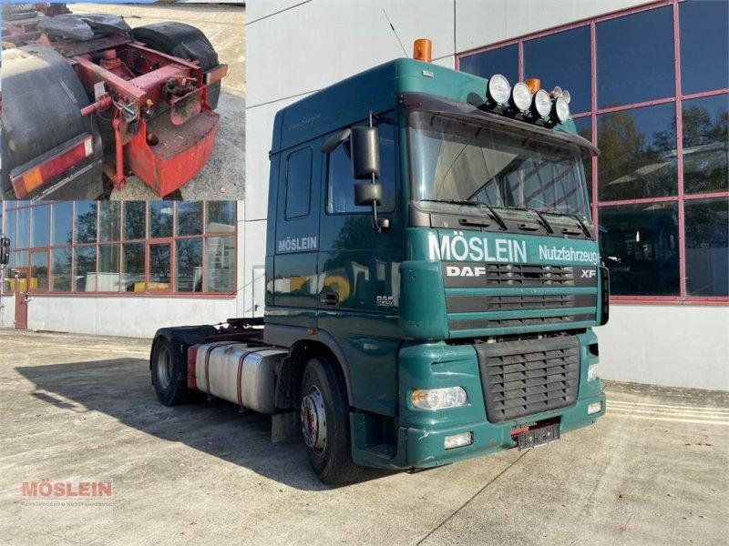 Reifen typu DAF Trucks (NL) TE 95 XF DAF TE 95 XF 430, Sattel- un, Gebrauchtmaschine w Schwebheim (Zdjęcie 1)