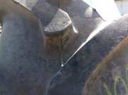 Reifen a típus Danubiana Tvillinghjul 14.9R38 model schaad 3X2 låse og øjer dæk med 50% mønster, Gebrauchtmaschine ekkor: Rødding