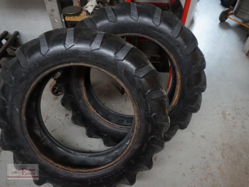 Reifen типа Dunlop 9-24, Gebrauchtmaschine в Erbach / Ulm (Фотография 1)