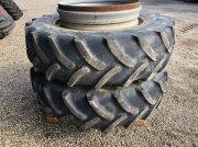 Reifen a típus Firestone 420/85R38 (16.9 R38) m. R34 ring, Gebrauchtmaschine ekkor: Holstebro