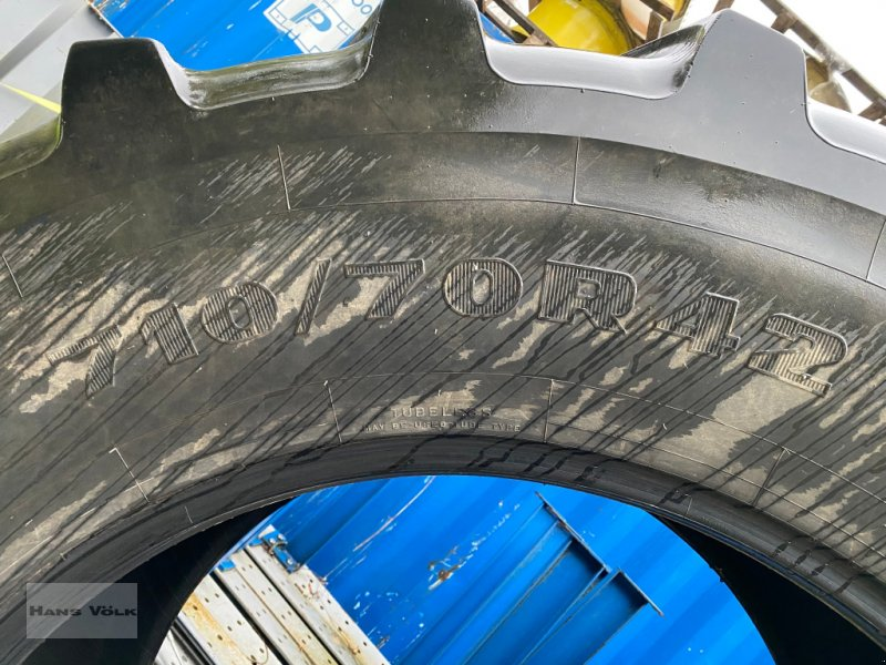 Reifen des Typs Firestone 710/70 R42, Gebrauchtmaschine in Eching (Bild 4)