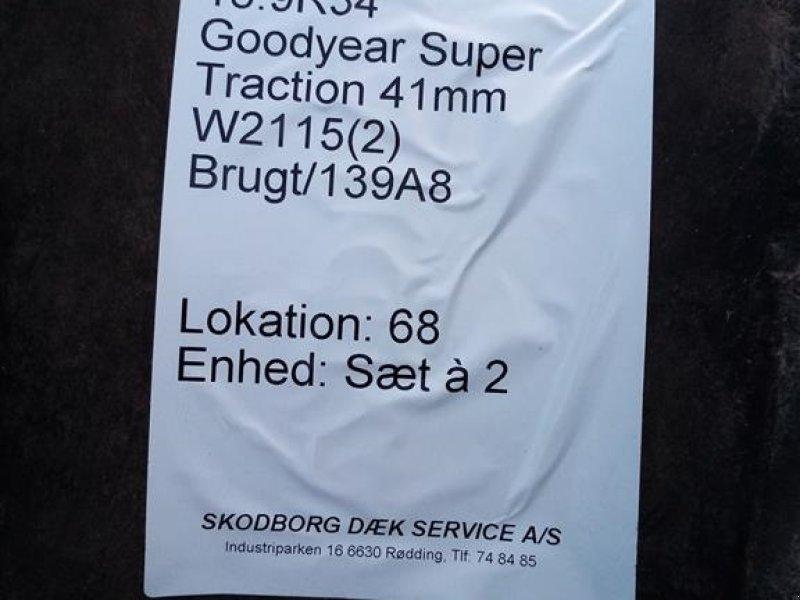 Reifen типа Good Year 16.9R34 Super Traction 41mm, Gebrauchtmaschine в Rødding (Фотография 3)