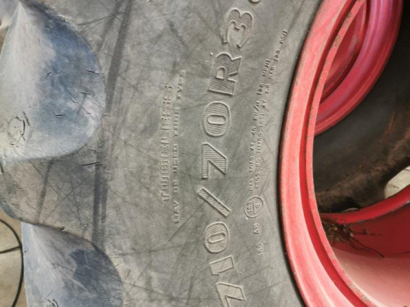 Reifen типа Good Year 710/70X38 M/RING, Gebrauchtmaschine в Thisted (Фотография 2)