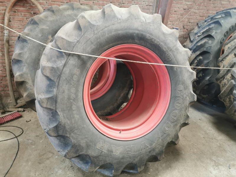 Reifen типа Good Year 710/70X38 M/RING, Gebrauchtmaschine в Thisted (Фотография 1)