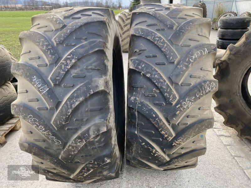 Reifen des Typs Kleber 600/70R30 Kleber/Michelin, Gebrauchtmaschine in Rankweil (Bild 1)