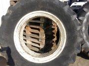 Reifen типа Michelin 18,4R38 Komplet sæt tvillinghjul 18.4R38 med 8 låse og stænger, Gebrauchtmaschine в Rødding
